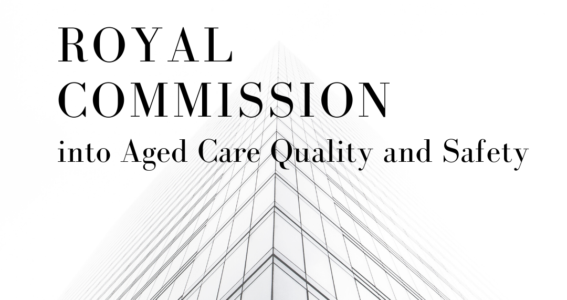 Royal Commission Submission – UnitingCare Australia