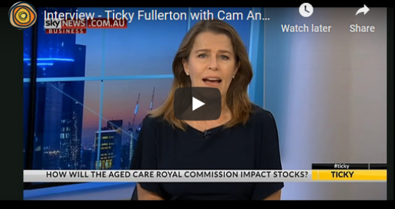 Interview: Cam Ansell with Ticky Fullerton, Sky Business News
