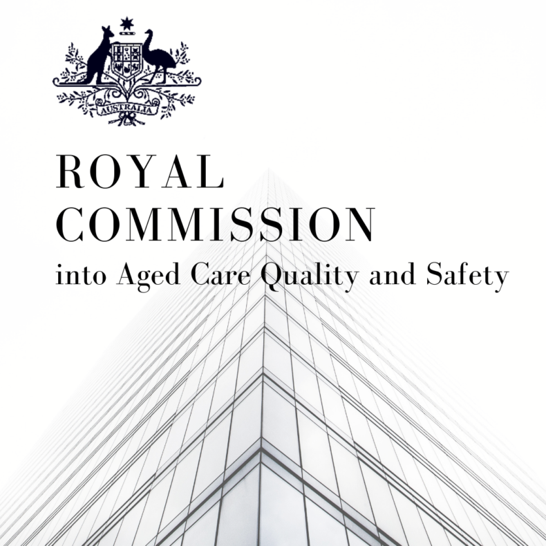 Royal Commission Submission – Fixed Staffing Ratios in Residential Aged Care